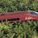 Accesso WiFi in un tocco sui treni Italo