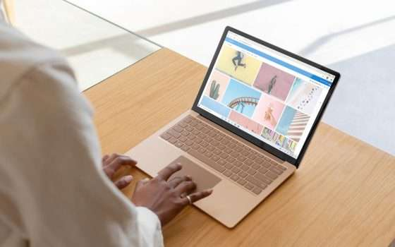 Surface Laptop 4 e Surface Pro 8 in ritardo