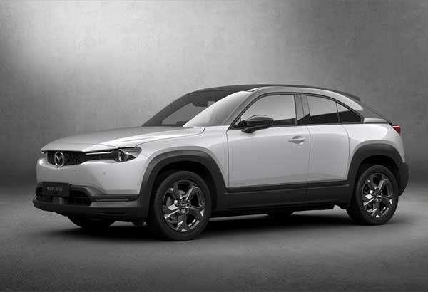 L'auto elettrica Mazda MX-30