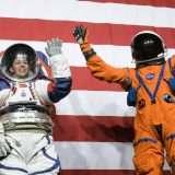 xEMU e Orion sono le nuove tute spaziali NASA