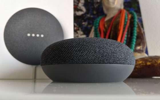 Nest Mini: la recensione del nuovo smart speaker