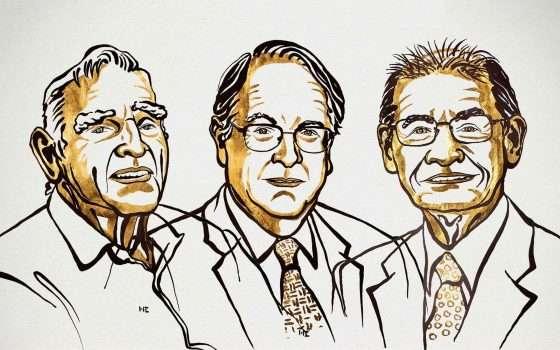 Premio Nobel per le batterie agli ioni di litio