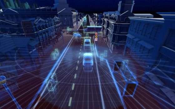AVCC: Toyota, GM e NVIDIA per le self-driving car