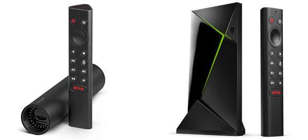NVIDIA SHIELD TV e NVIDIA SHIELD TV Pro