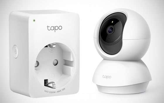 Smart home: TP-Link porta in Italia il brand Tapo