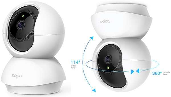 Tapo C200, la videocamera per la sicurezza della casa