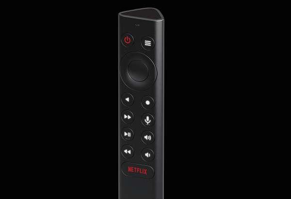 NVIDIA SHIELD TV e SHIELD TV Pro, il nuovo telecomando