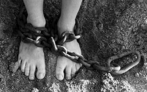 Una blockchain contro il traffico di esseri umani
