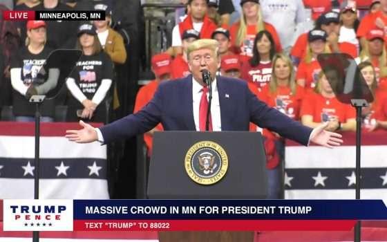 La campagna elettorale porta Trump su Twitch