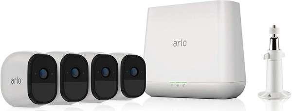 Kit di videosorveglianza Arlo