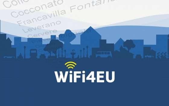 Wifi4EU, ecco i vincitori del bando in Italia