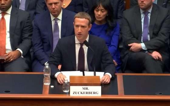 Libra al Congresso: fuoco incrociato su Zuckerberg