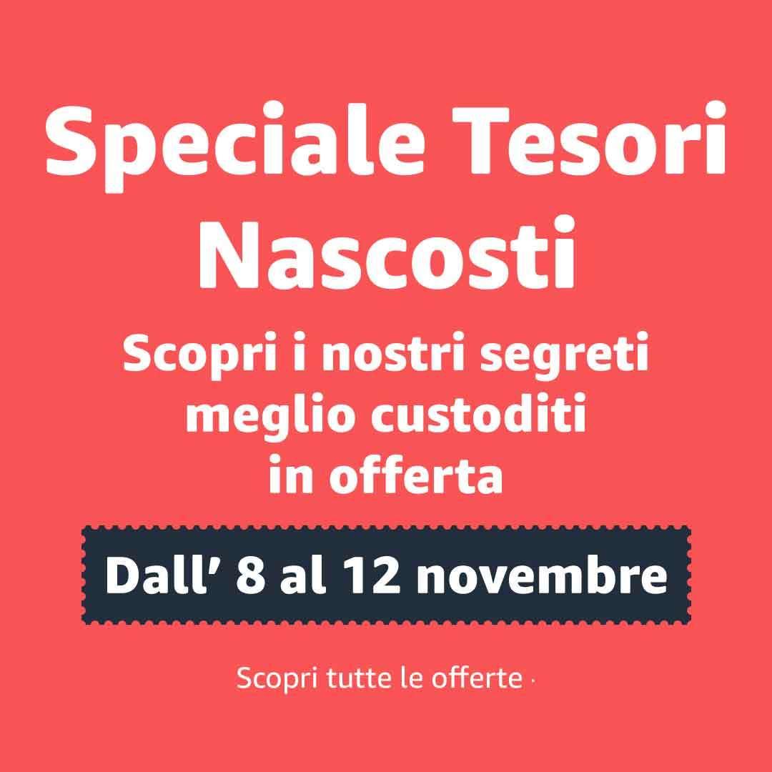 Amazon Tesori Nascosti 2019