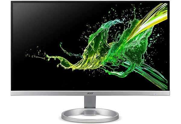 Il monitor Acer R240Ysmipx da 23,8 pollici