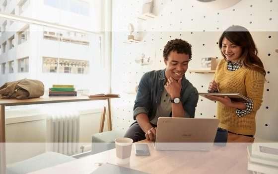 Chrome OS: arrivano Virtual Desks e Click-to-call