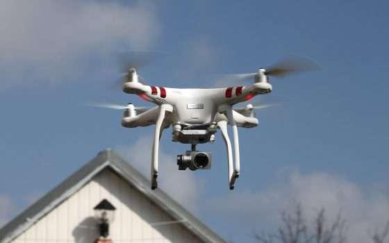 Un giro di vite sui droni nel Regno Unito