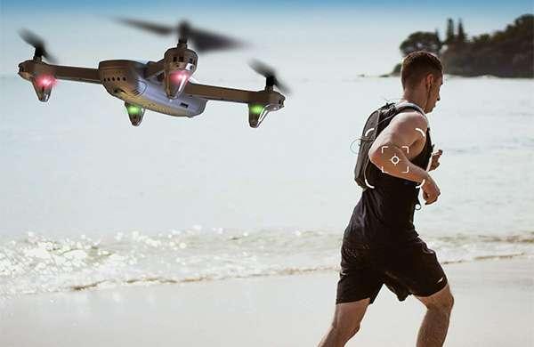 Il drone D50 di Potensic