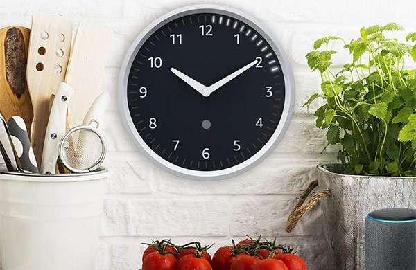 L'orologio Echo Wall Clock di Amazon con Alexa