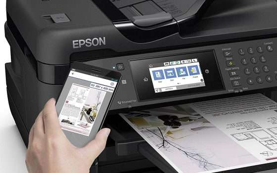 Black Friday: stampante Epson Workforce in sconto