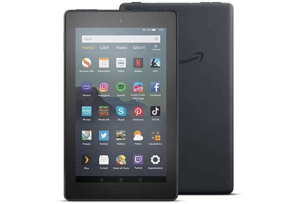 Fire 7, il tablet di Amazon