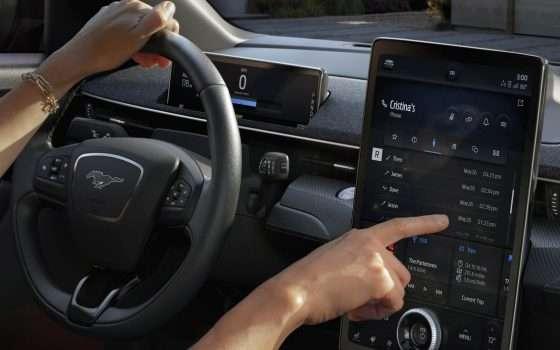 Mustang Mach-E è il SUV elettrico di Ford