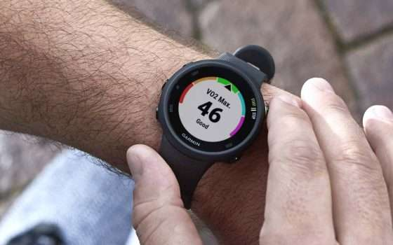 Smartwatch Garmin con GPS: sconto del Black Friday