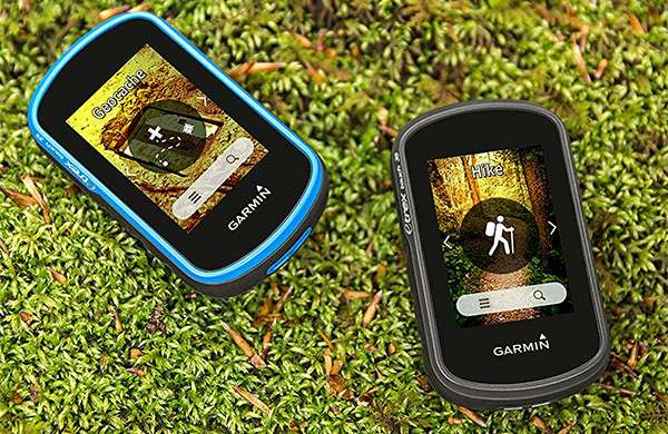 Garming Etrex Touch 35, dispositivo GPS per l'attività outdoor