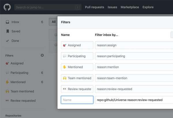 GitHub e la nuova gestione delle notifiche