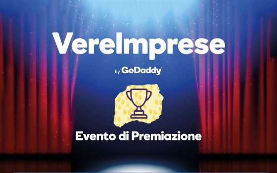 GoDaddy, concorso Vere Imprese: venerdì la finale