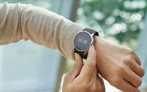 HeartGuide è l'orologio che misura la pressione