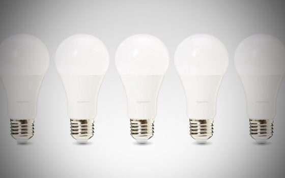 Black Friday, lampadine LED in offerta: e luce fu