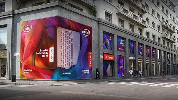 Il Lenovo Flagship Store di Milano