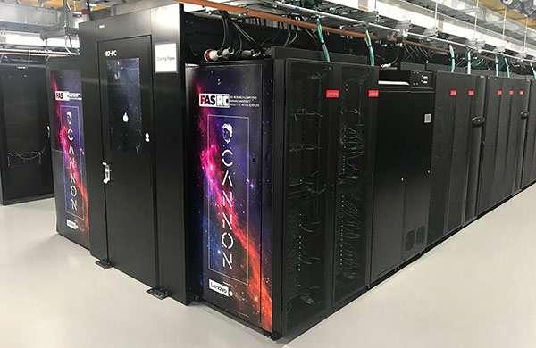 Il supercomputer di Lenovo e Intel per il FAS Research Computing (FASRC) dell'Università di Harvard