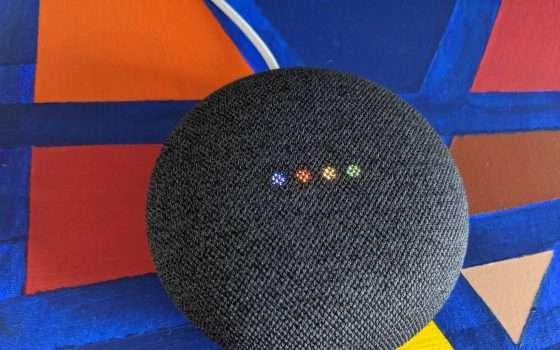 Google regala un Nest Mini per Natale: come averlo