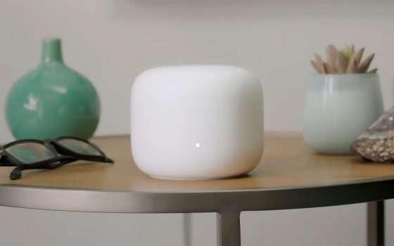 Nest WiFi e l'ottimizzazione per Google Stadia