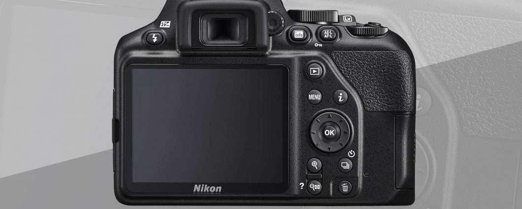 Black Friday: offerta sulla reflex Nikon D3500 con obiettivo ...