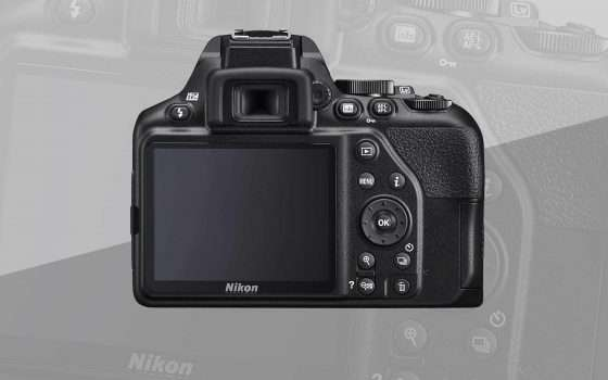 Nikon D3500 e 18-140 in offerta nel Black Friday