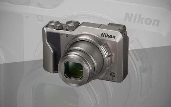 Black Friday: sconto per la Nikon Coolpix A1000