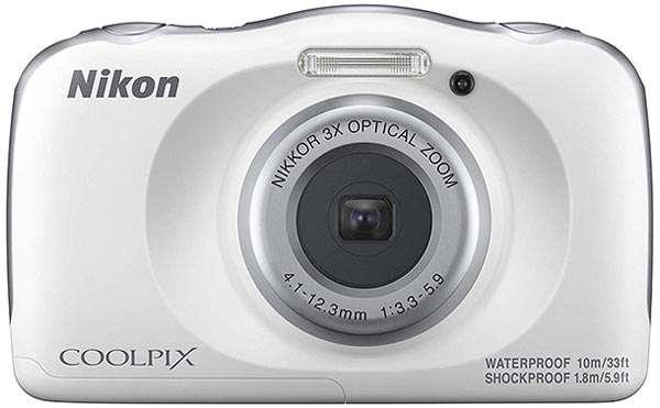 La fotocamera compatta Nikon Coolpix W150