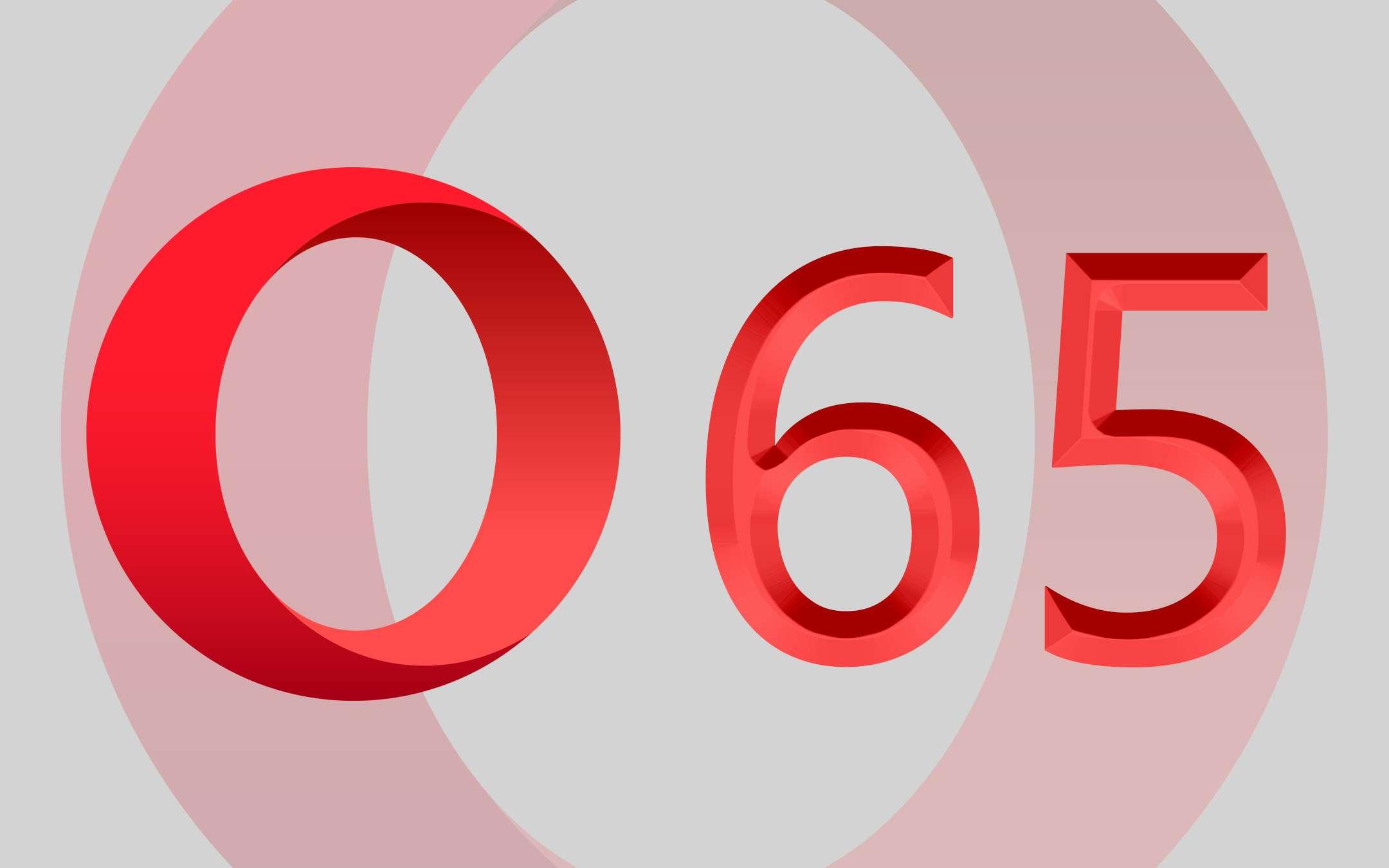 Opera 65