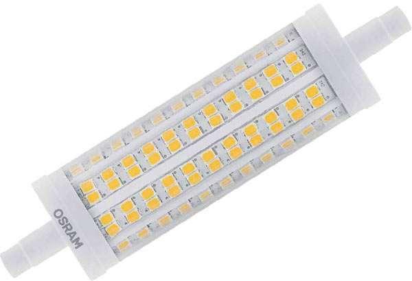La lampada LED tubolare Osram LED Star Line 118 150 R7S