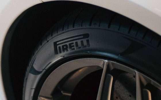 Pirelli Cyber Tire, gli pneumatici connessi al 5G