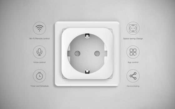 Tre prese smart WiFi a 30 euro su Amazon