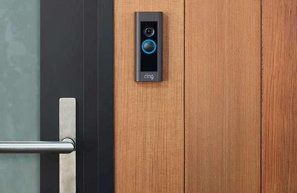 Il campanello smart Ring Video Doorbell Pro