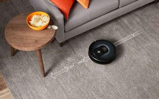 50% di sconto sul robot Roomba per il Black Friday