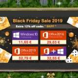 Windows 10 Pro, solo 12€ su SCDkey nel Black Friday