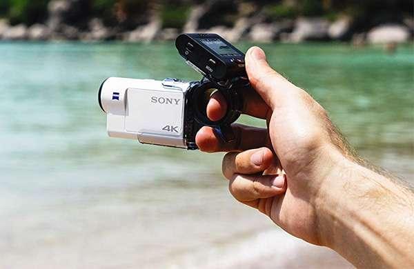 Sony FDR-X3000RFDI, action cam 4K