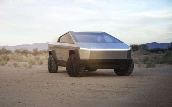 Già 200000 preordini per Tesla Cybertruck