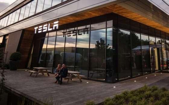 Tesla Cybertruck, in arrivo il pick-up elettrico