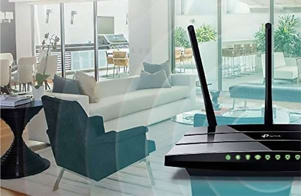 Il router wireless TP-Link Archer C7 AC1750
